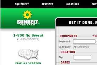 Sunbelt Rentals reviews and complaints