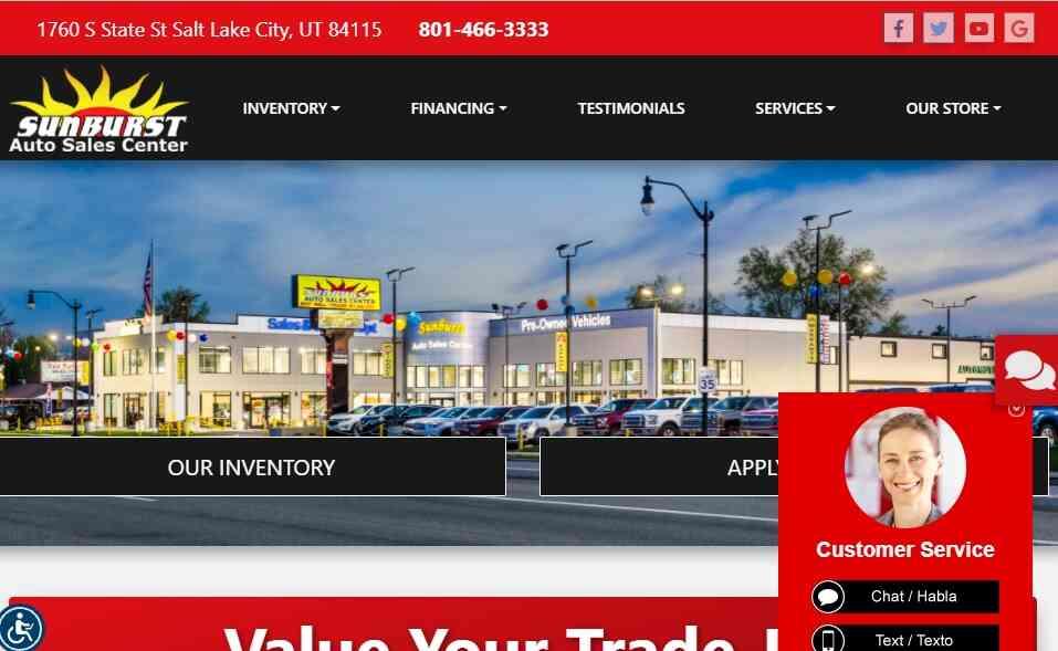 Sunburst Auto Sales reviews and complaints