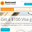 Suncoast Credit Union reviews and complaints