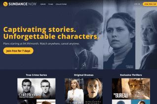 Sundance Now reviews and complaints