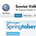 Sunrise Volkswagen reviews and complaints
