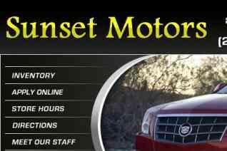 Sunset Motors reviews and complaints