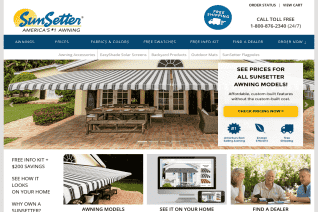 Sunsetter Products reviews and complaints