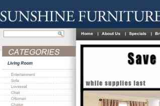 Sunshine Furniture reviews and complaints