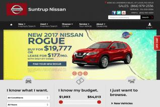 Suntrup Nissan reviews and complaints