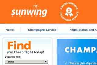 Sunwing Airlines reviews and complaints