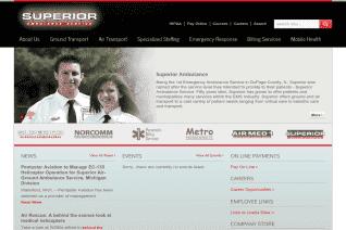 Superior Ambulance Service reviews and complaints