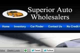Superior Auto Wholesalers reviews and complaints