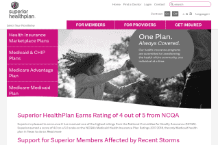 Superior Healthplan reviews and complaints