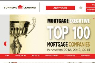 Supreme Lending reviews and complaints