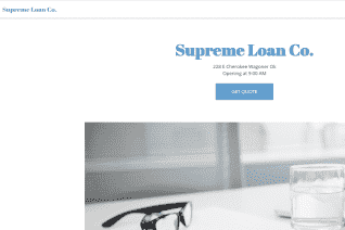 Supreme Loan Co reviews and complaints