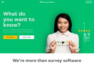 SurveyMonkey reviews and complaints