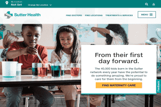 Sutter Health reviews and complaints