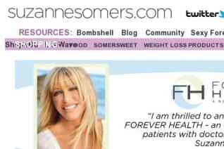 Suzanne Somers reviews and complaints