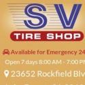 SV Tire Shop reviews and complaints