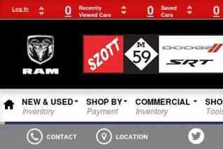 Szott M59 Dodge reviews and complaints