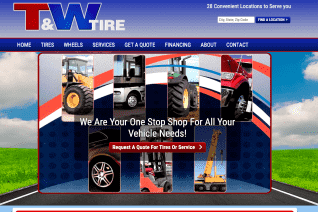 T And W Tire reviews and complaints