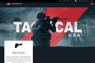 TacticalUSA Com reviews and complaints
