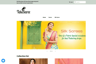 TakeSaree reviews and complaints
