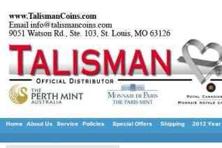Talisman Coins reviews and complaints