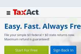 Taxact reviews and complaints