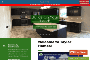 Taylor Homes reviews and complaints
