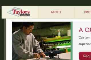 Taylors Windows reviews and complaints