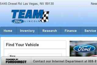 Team Ford reviews and complaints