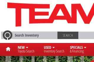 Team Toyota Of Langhorne reviews and complaints