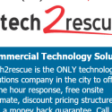 Tech2rescue reviews and complaints