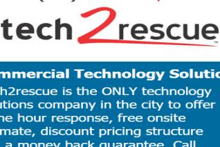 Tech2rescue reviews and complaints