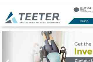 Teeter reviews and complaints