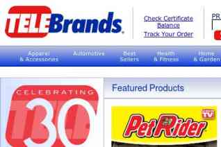 Telebrands reviews and complaints