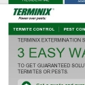 Terminix reviews and complaints