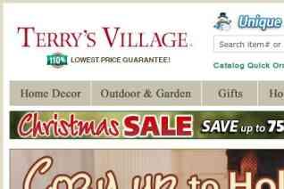 Terrys Village reviews and complaints