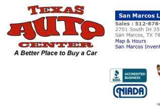 Texas Auto Center reviews and complaints
