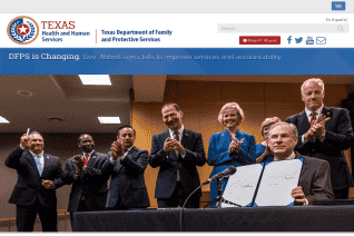 Texas Department Of Family And Protective Services reviews and complaints