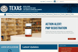 Texas Medical Board reviews and complaints