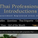Thai Professional Introductions