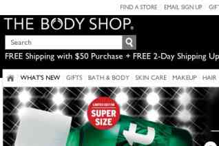 The Body Shop reviews and complaints