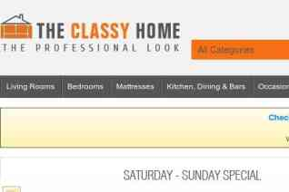 The Classy Home reviews and complaints