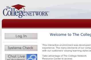 The College Network reviews and complaints
