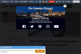 The Columbus Dispatch reviews and complaints