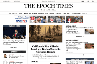 The Epoch Times reviews and complaints