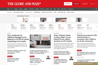 The Globe And Mail reviews and complaints