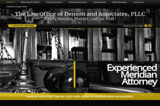 The Law Office Of Denson And Associates reviews and complaints