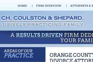 The Law Offices Of Burch Coulston And Shepard reviews and complaints