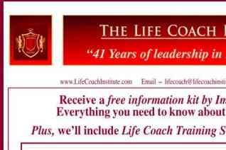 The Life Coach Institute reviews and complaints