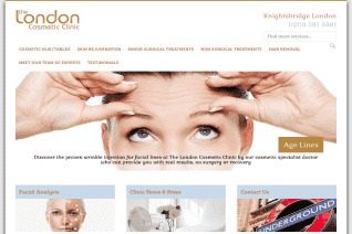 The London Cosmetic Clinic reviews and complaints