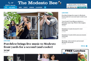 The Modesto Bee reviews and complaints